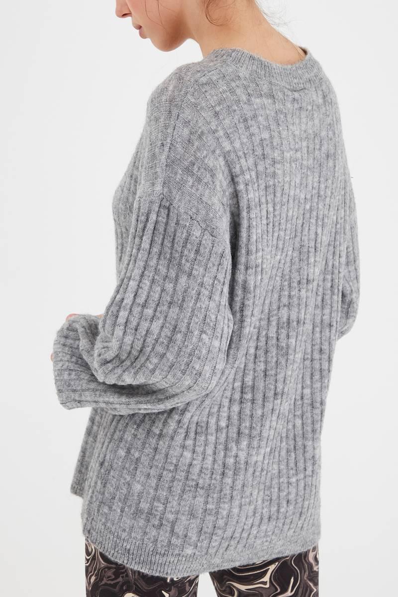 Amara Long Sleeve Rib