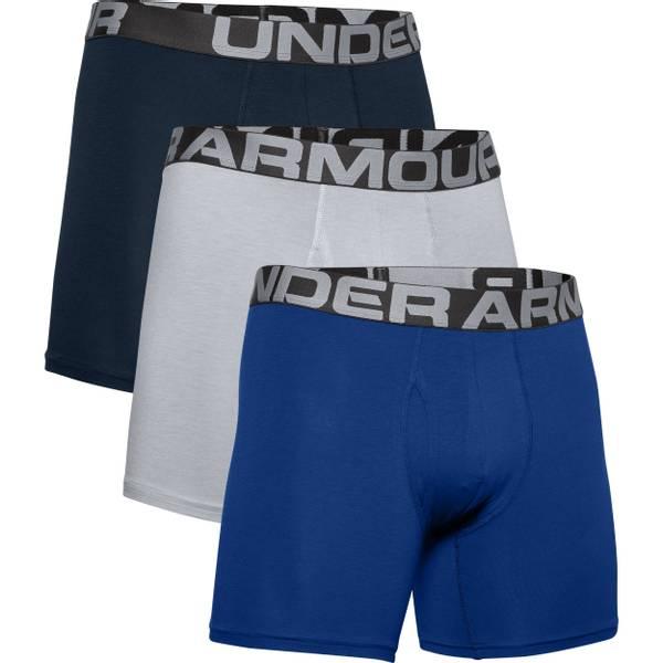 Bilde av UA Charged Cotton 6in 3 Pack